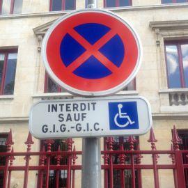 acces mobilité réduite