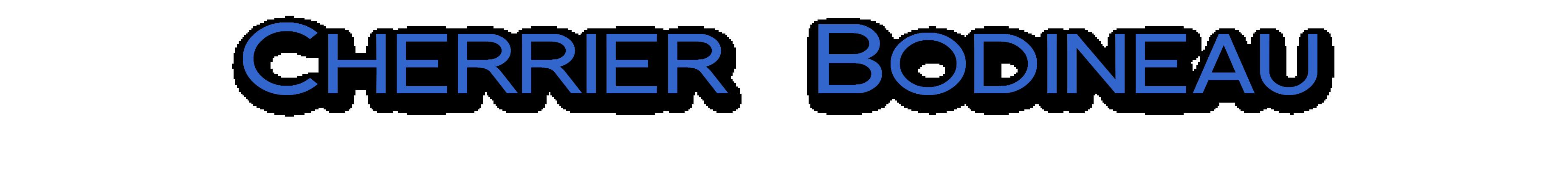 Cabinet d'Avocats Cherrier & Bodineau