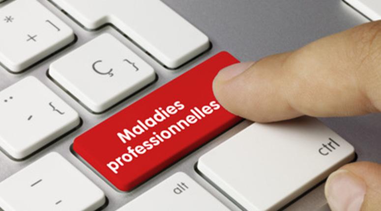 maladie professionnelle avocat