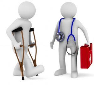 indemnisation accident de service